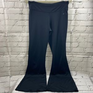 Adidas climalite flare leg workout pants